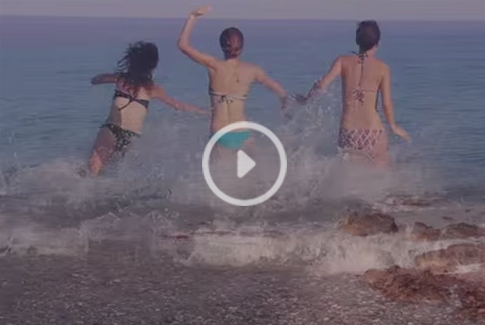 """ALBERTO CIPOLLA – """"SUMMER SUN"""" (OFFICIAL VIDEO)"""